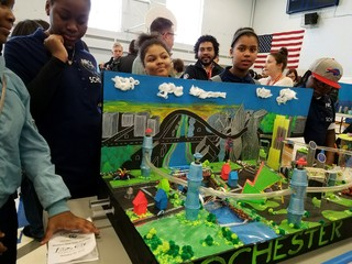 Mount St. Mary hosts Future City Competition