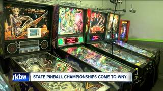 State pinball championships come to WNY
