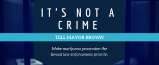 Petition asks BPD to stop enforcing pot laws