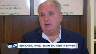 New Housing development coming to Buffalo