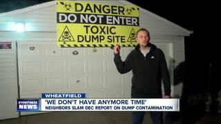 DEC: No off-site exposure to contaminants