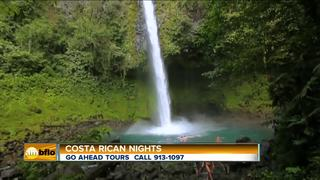 Go Ahead Tours Costa Rican Nights