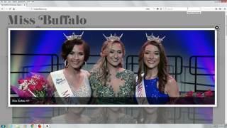 2018 Miss Buffalo Scholarship Competition