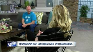 Youngstown man describes living with Parkinson's