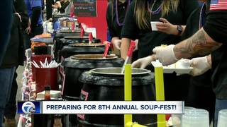 Buffalo Soup-fest celebrates 8th year