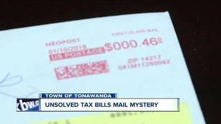 Tax bills getting lost in the mail