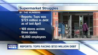 Could debt affect the future of Tops Markets?