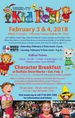 2018 Kid Fest is this weekend at WNED