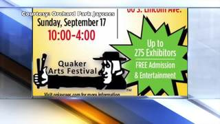 Jaycees announce end of the Quaker Arts Festival