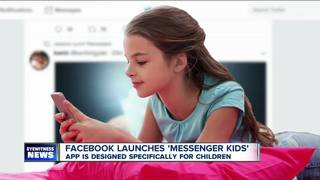 Facebook app for kids at center of controversy