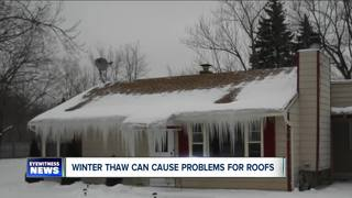 Preventing ice dams during WNY winters