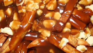 Poutine eating competition being held Saturday