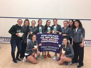 Canisius boys, Nardin girls win National...