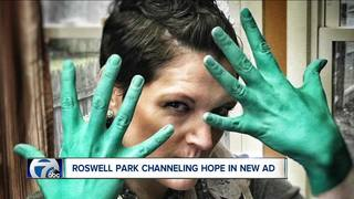Roswell Park channels hope during Super Bowl