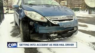 Navigating auto insurance as ride-hailing driver