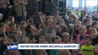 Sinclairville Weather Machine Announcement