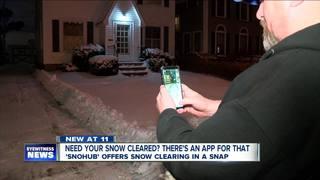 Snowplow sharing comes to Buffalo