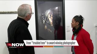 She says that photography saved her life