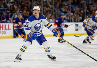 Eichel out indefinitely with high-ankle sprain