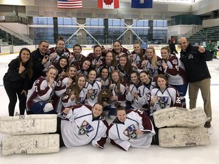 FLOP wins first NYSPHSAA girls hockey state...