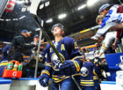 Eichel returns to practice with Sabres