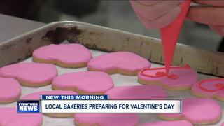 Last minute sweet treats for Valentine's Day