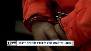 I-Team: State report faults Erie County jails