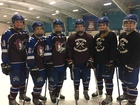 A family affair for the FLOP girls hockey team