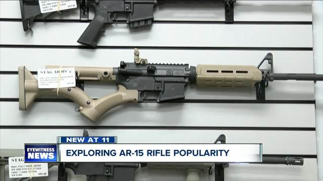 Exploring the AR-15 in WNY