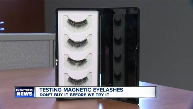 Don-t Buy It Before We Try It- Magnetic Eyelashes