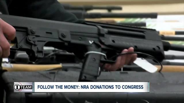 I-Team- NRA donations to WNY Congressmen