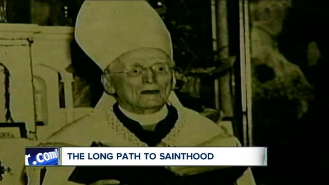 Father Baker-s long road to Sainthood
