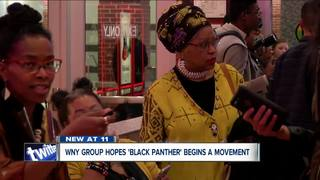 Black Panther premiere brings sold out crowds