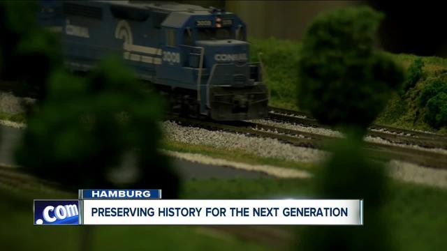 Train history