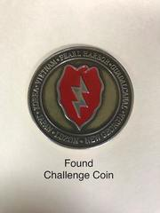 Hamburg police look for challenge coin's owner
