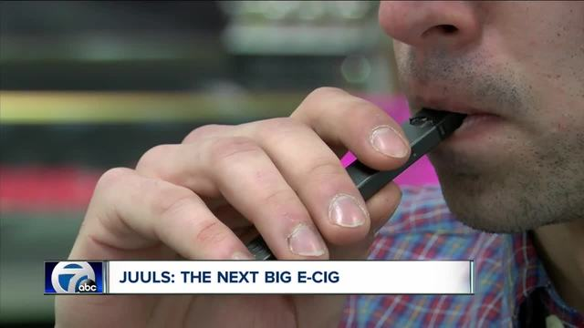 What to know about JUUL vaping