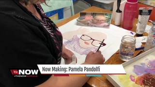 Now Making: Pam Pandolfi