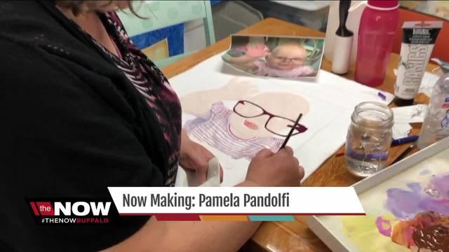Now Making- Pamela Pandolfi