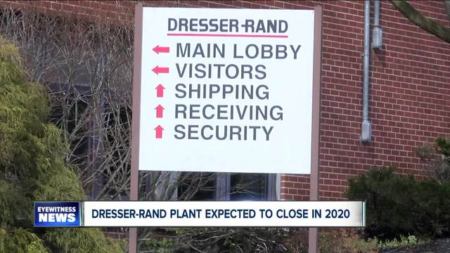 Dresser Rand Plant expected to close in 2020