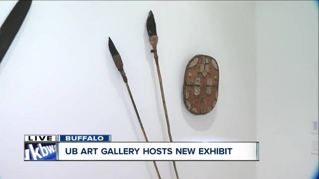 Free family fun at UB Anderson Art Gallery