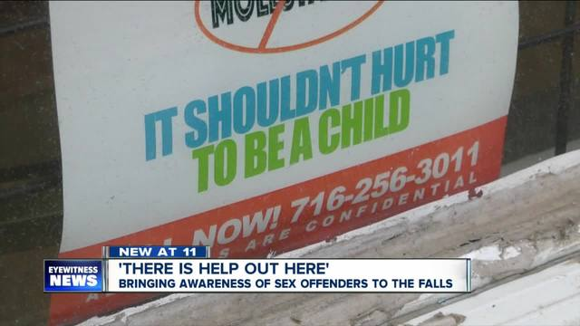 Push for Niagara Falls sex offender registry task force