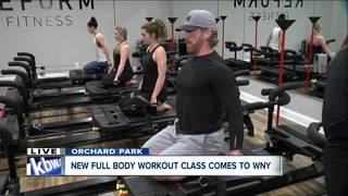 WNY's only Lagree studio offers unique workout
