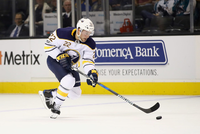 San Jose Sharks acquire Evander Kane from Buffalo Sabres