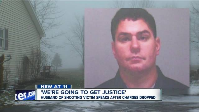 Manslaughter charges dropped against hunter who shot, killed WNY woman walking dogs