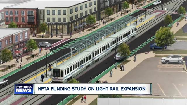 NFTA votes to approve -5M to study light rail system expansion to Amherst