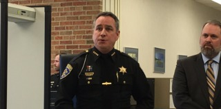 Sheriff proposes increased school security