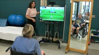 Rehab goes high-tech with