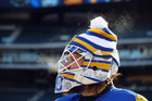 Report: Sabres parting ways with Robin Lehner
