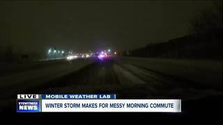 7 EWN Mobile Weather Lab tracks nasty conditions