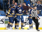 Sabres sign three to one-year, two-way contracts